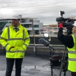 STV visits Lancefield Quay apartments