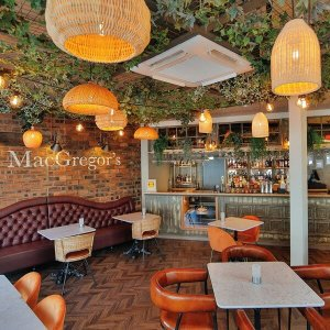 nixon ltd work on glasgow restaurant