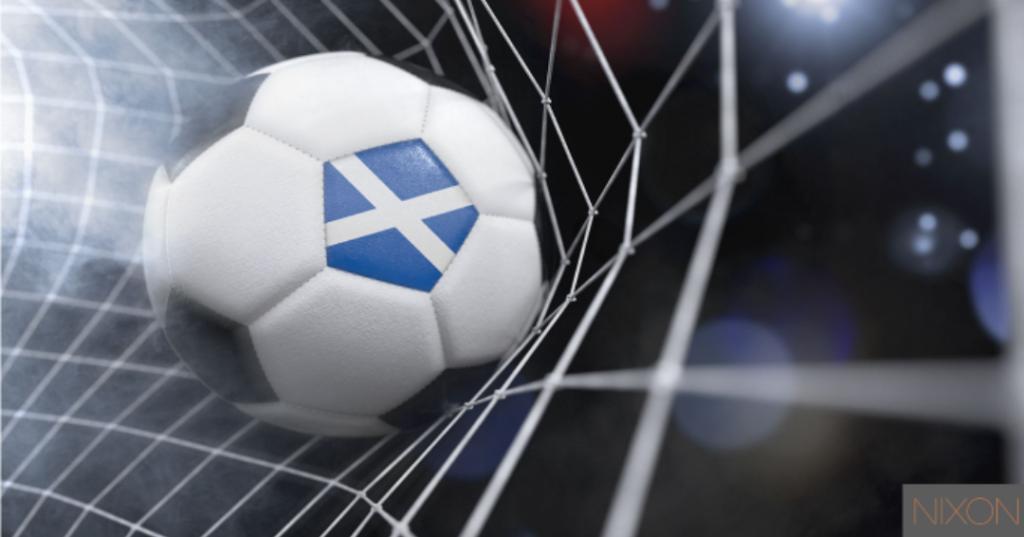 nixon ltd supports scotland team